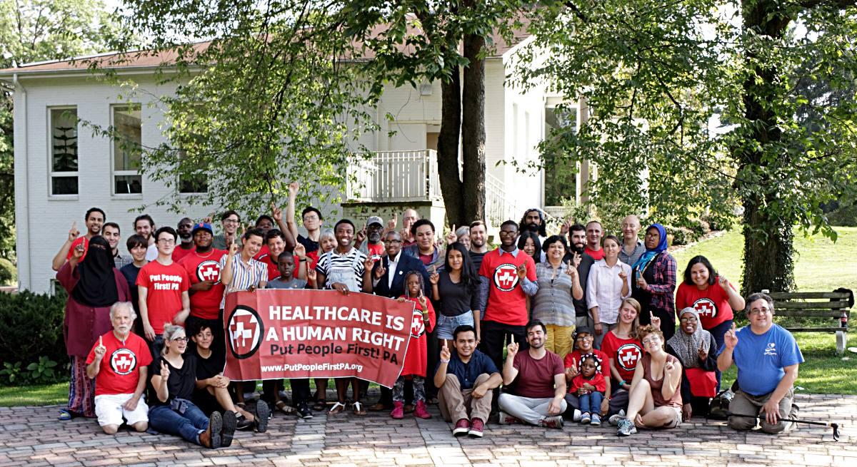 Put People First! PA 2015 membership assembly