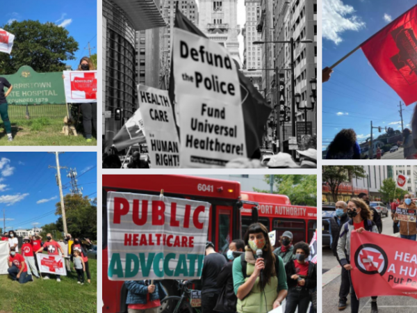 Photos of Medicaid Marches